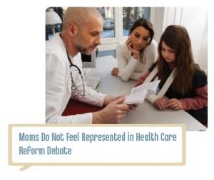 MomsNotRepresentedinHealthcarereformdebate